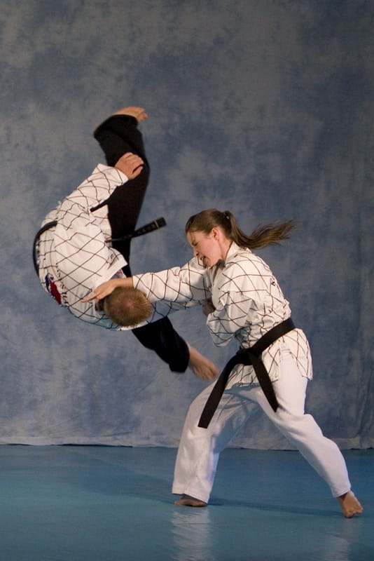 how to make hapkido self defence weapons