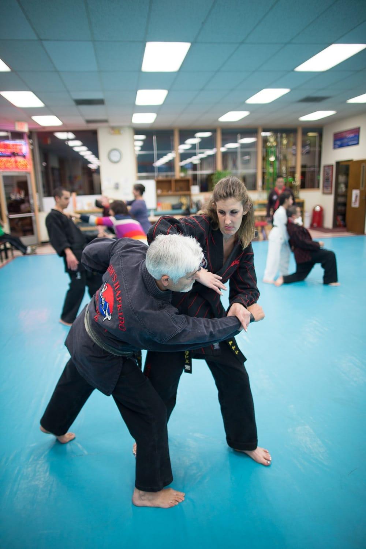 Kim S Hapkido 187 Self Defense For Women
