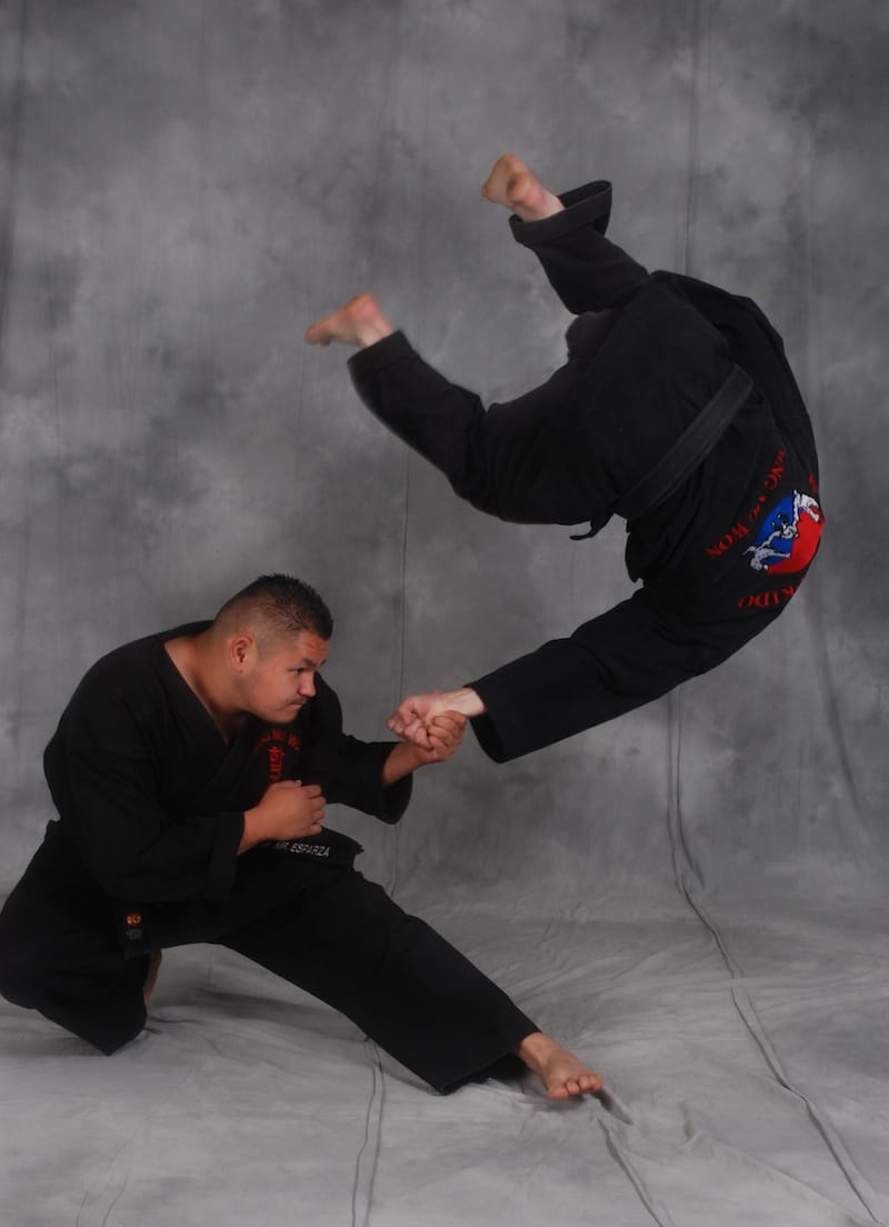 kims hapkido 187 self defense for adults