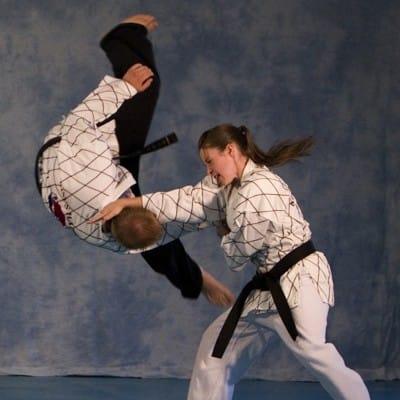Kims Hapkido SELF DEFENSE FOR WOMEN